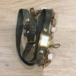 Chic La Mer Bracelet Watch
